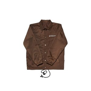18SS BROWN COACH JACKET