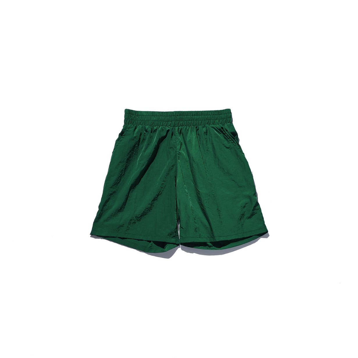 ESSAY.4 IGNITION GREEN SHORT PANTS